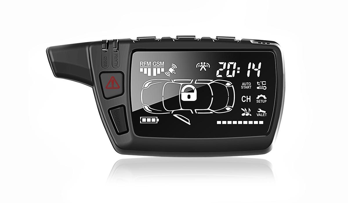 Брелок Pandora LCD DXL 465 DXL5000 PRO сигнализация pandora dxl 4300 с автозапуском