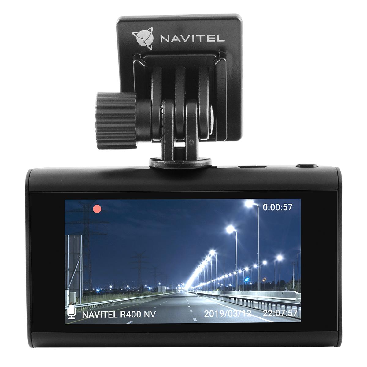 Видеорегистратор NAVITEL R400 (+ Разветвитель в подарок!) видеорегистратор defender car vision 5025
