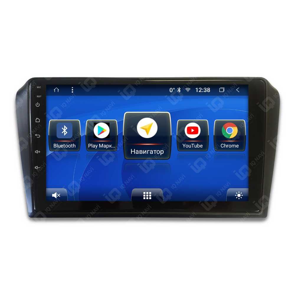 Автомагнитола IQ NAVI T58-1903CFHD Mazda 3 (BK) (2003-2009) 9 (+ Камера заднего вида в подарок!) автомагнитола mazda 6