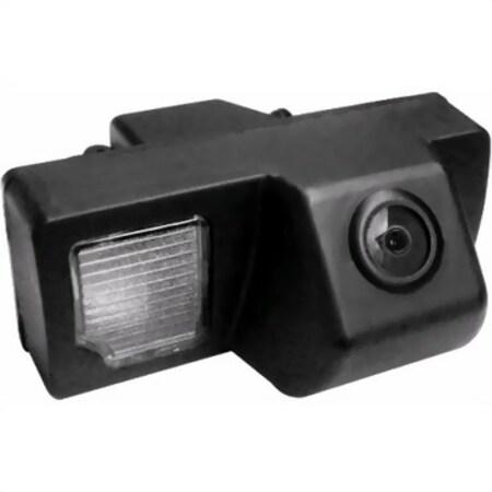 Камера заднего вида для Toyota Intro VDC-028 Land Cruiser 100 (2003 - 2007) / Prado 120 (2002