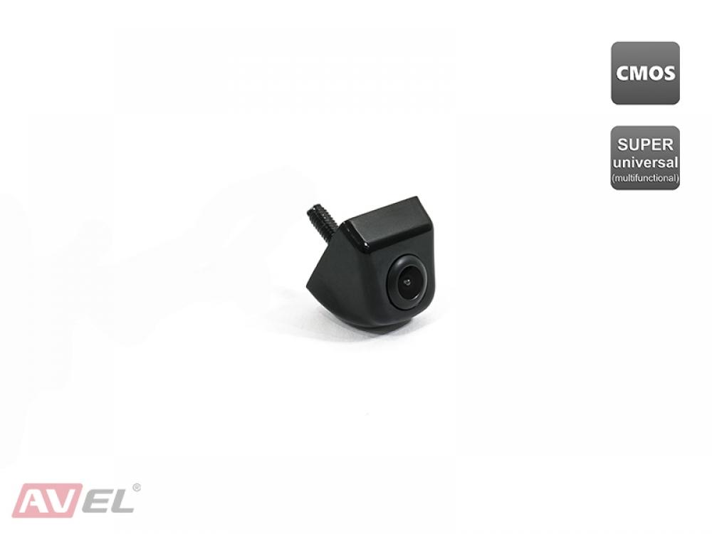 Универсальная камера переднего/заднего вида AVS310CPR (#980)