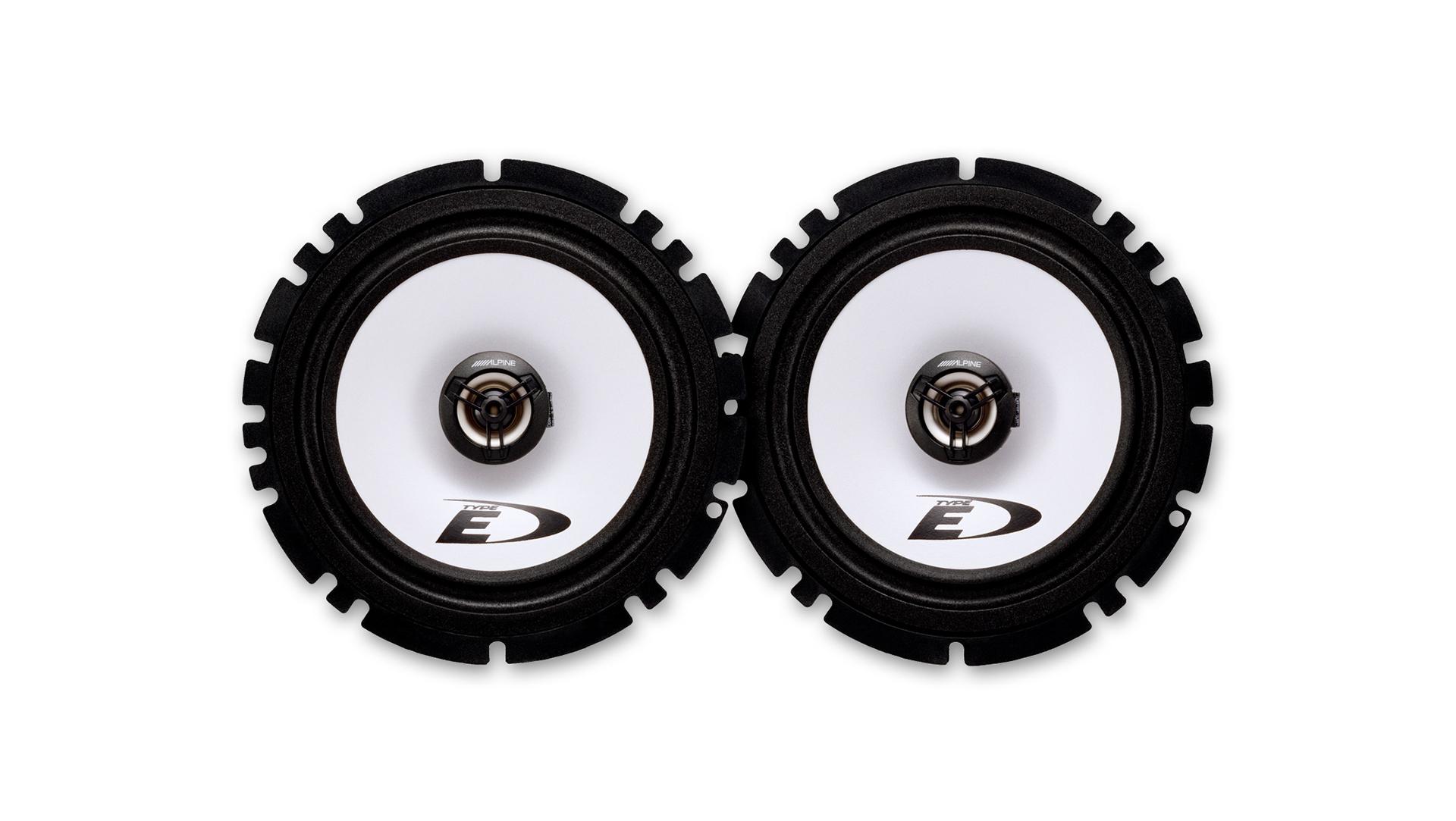 цена на 2-компонентная акустика Alpine SXE-1750S