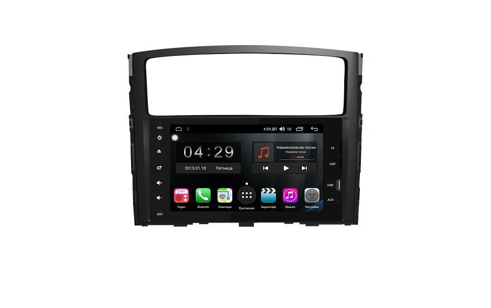 все цены на Штатная магнитола FarCar s200+ для Mitsubishi Pajero на Android (A1009) онлайн