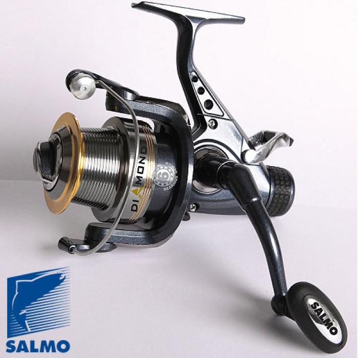 Катушка Salmo Diamond BAITFEEDER 6 30BR катушка для рыбалки salmo sniper baitfeeder 1 6000br
