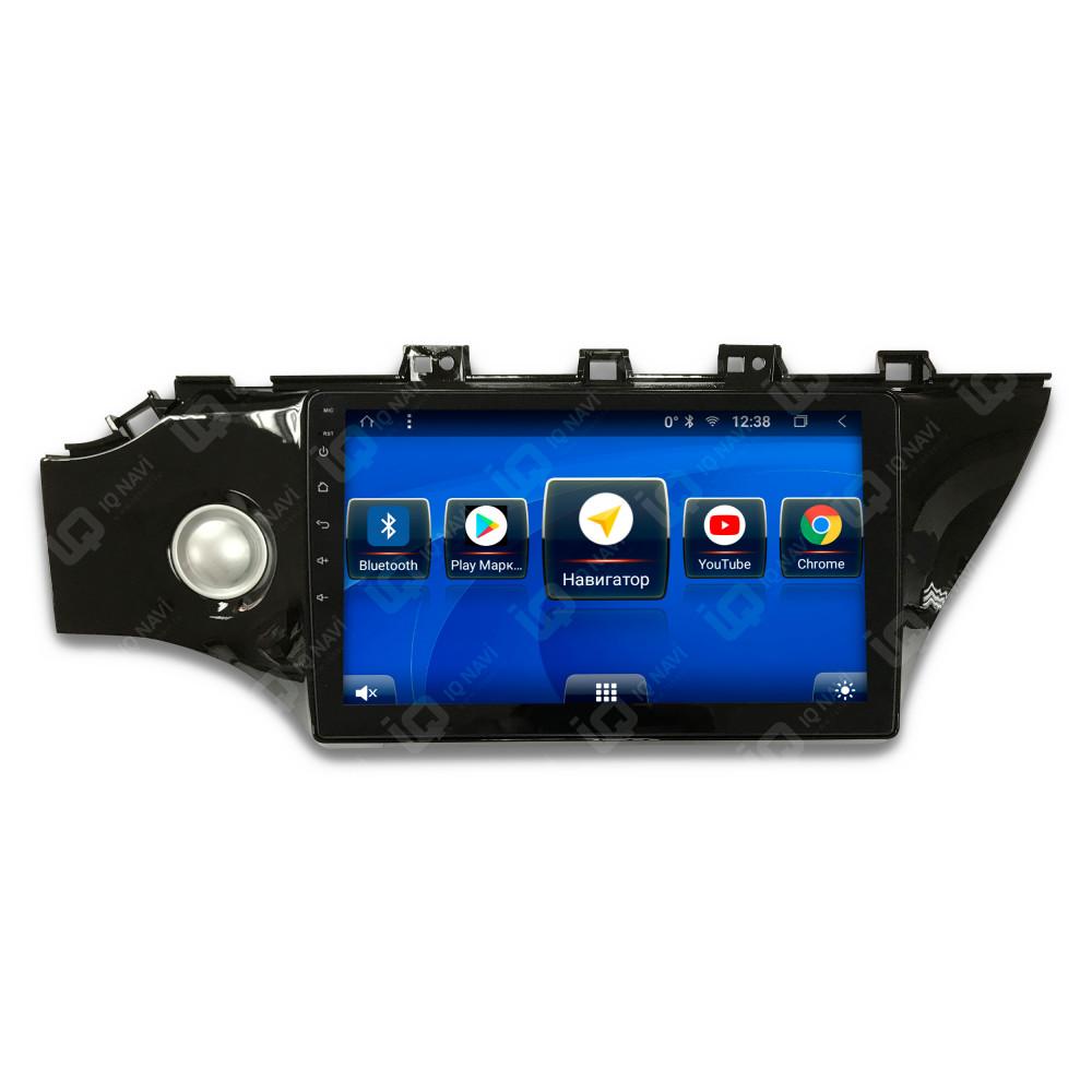"""Автомагнитола IQ NAVI T58-1719CFHD Kia Rio IV / X-Line (2017+) 10,1"""" (+ Камера заднего вида в подарок!)"""