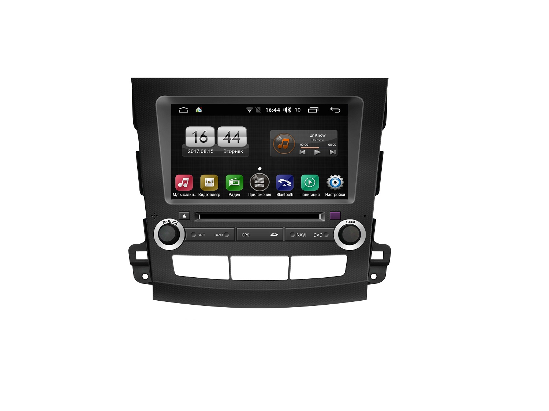 Штатная магнитола FarCar s170 для Mitsubishi Outlander XL,Citroen C-Crosser, Peugeot 4007 на Android (L056) farcar s130 mitsubishi pajero на android r458