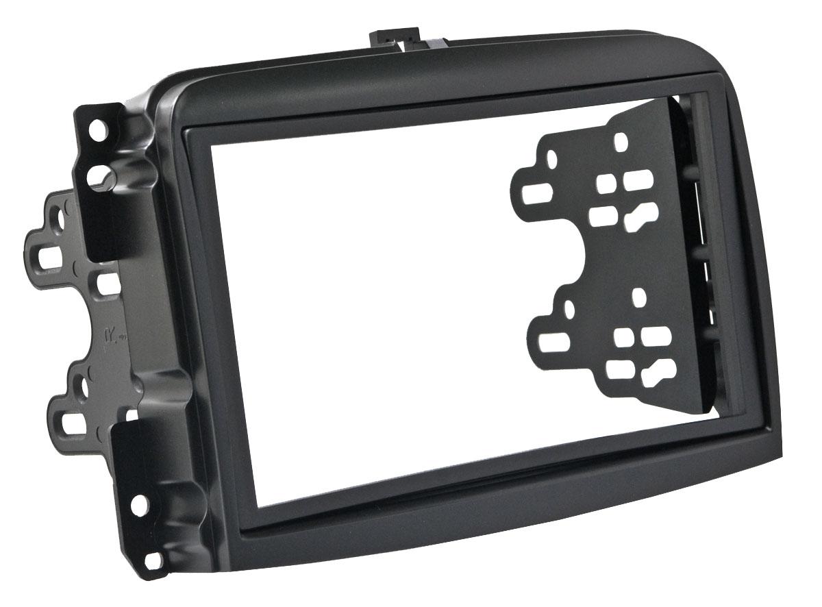 Переходная рамка Intro RFI-N07A для Fiat 500L от 2012 переходная рамка intro rfi n06 для fiat linea 323 07 grand punto 199 05 1din