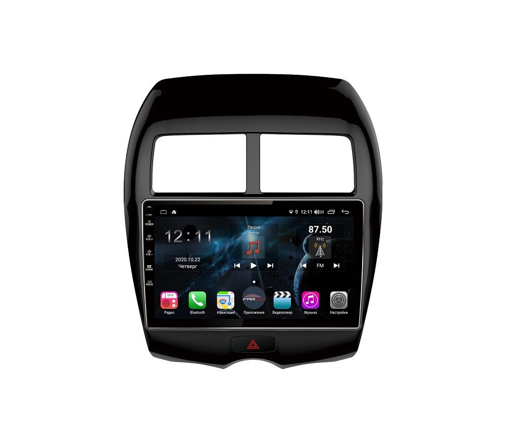 Штатная магнитола FarCar s400 для Mitsubishi Asx, Peugeot 4008, Citroen Aircross на Android (H026R) (+ Камера заднего вида в подарок!)
