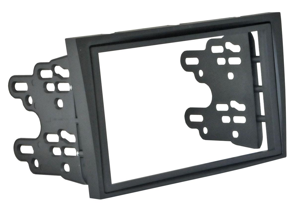 Переходная рамка Incar ROP-N16 для Opel Astra-H крепеж black