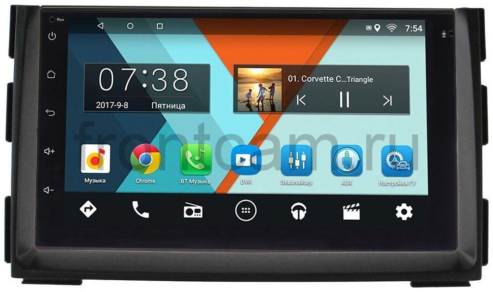 Штатная магнитола Wide Media MT7001-RP-KICEC10-72 для Kia Ceed I 2010-2012, Venga I 2010-2018 на Android 7.1.1 (+ Камера заднего вида в подарок!) штатная магнитола mitsubishi asx i 2010 2018 wide media mt7001 rp mmasx 69 на android 7 1 1 камера заднего вида в подарок