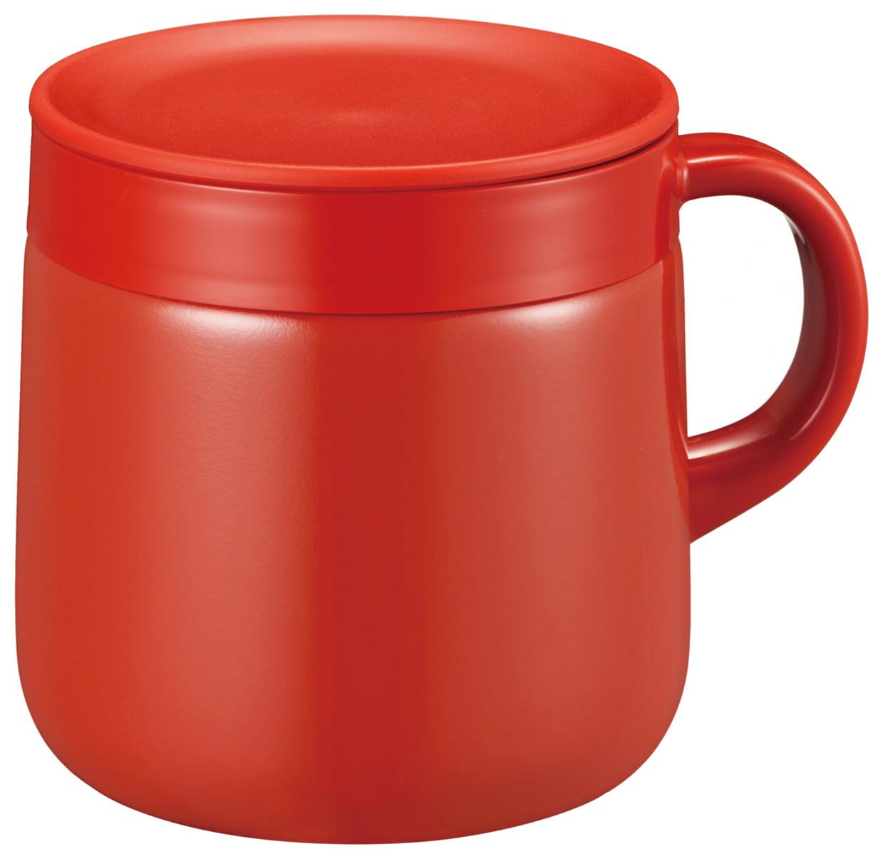 Термокружка Tiger MCI-A028 R Cherry 0,28 л (цвет - красный)