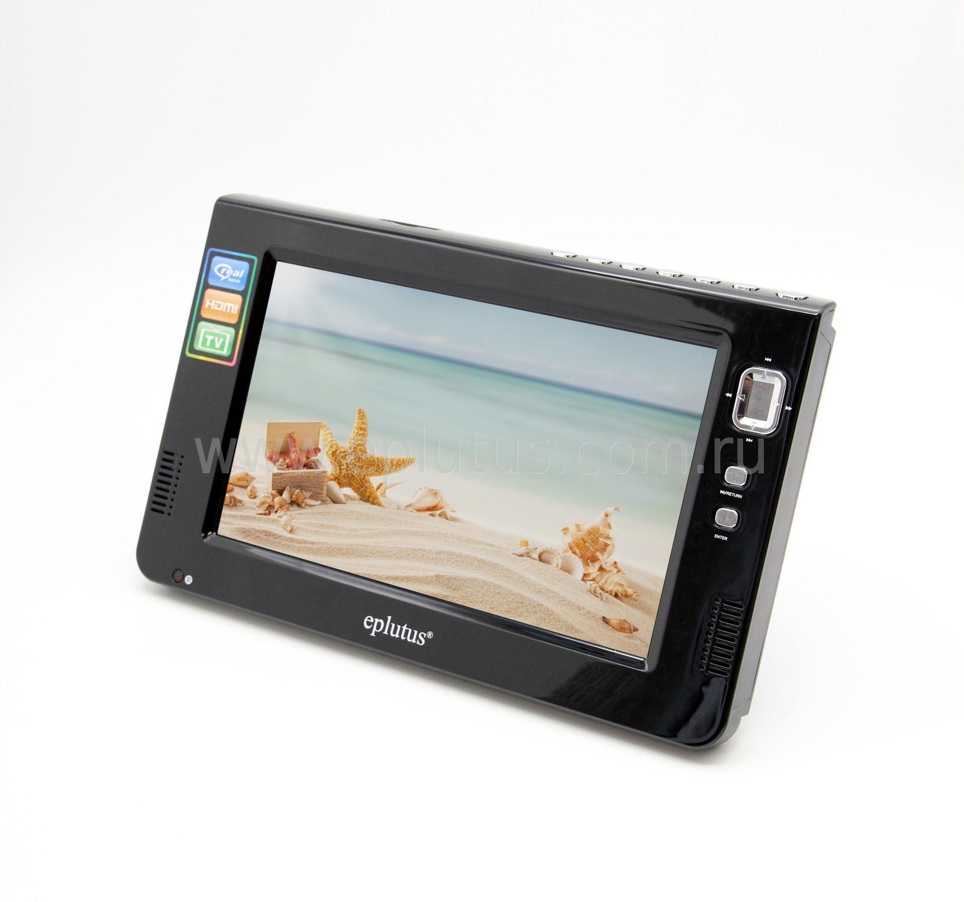 Автомобильный телевизор Eplutus EP-9511T автомобильный телевизор eplutus ep 900t