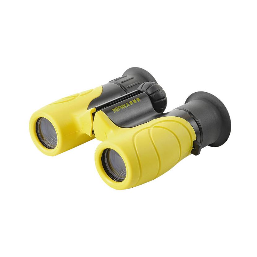 Фото - Бинокль детский Veber «Эврика» 6x21, желто-черный (+ Автомобильные коврики для впитывания влаги в подарок!) monnalisa bebe детский конверт
