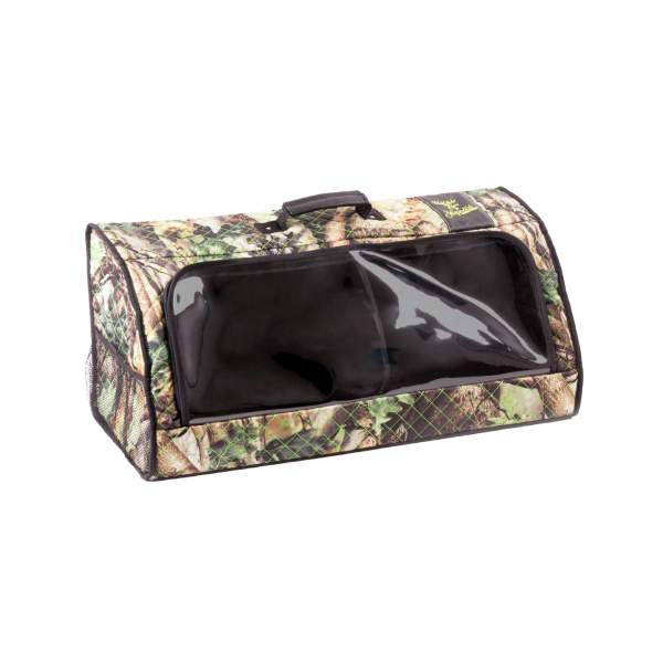 Органайзер в багажник автомобиля Зверобой ZV/ORG-035 S (70x30x30 см, складной, расцветка камуфляж) органайзер в багажник travel org 35 bk 70х32х30см брезент прозрачный клапан чёрный