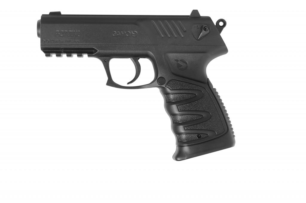Пневматический пистолет GAMO P-27 DUAL цена