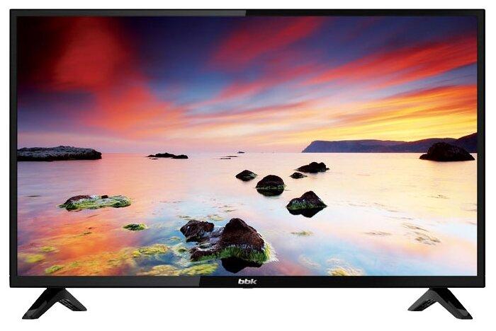 Фото - Телевизор BBK 24LEM-1043/T2C телевизор bbk 24 24lem 1037 t2c белый