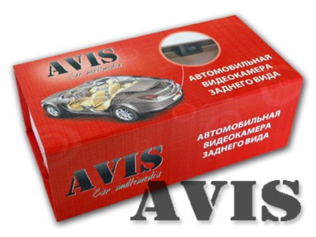 CMOS штатная камера заднего вида AVIS AVS312CPR для TOYOTA LAND CRUISER 200 (#095) t345