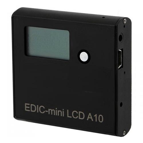 Диктофон Edic-mini LCD A10-300h mini digital lcd thermometer humidity meter gauge hygrometer indoor