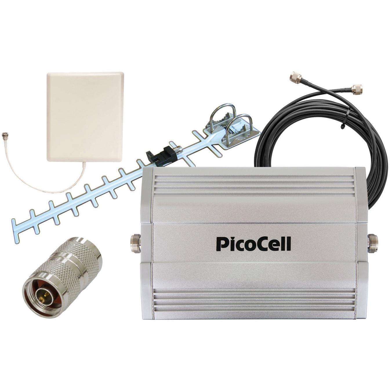 Комплект PicoCell 2000 SXB+ (LITE 5) (+ Кронштейн в подарок!) репитер picocell 2000 sxb