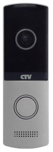 Вызывная панель для видеодомофонов CTV-D4003NG (серебристый) вызывная панель для видеодомофонов ctv d4002em серебристый