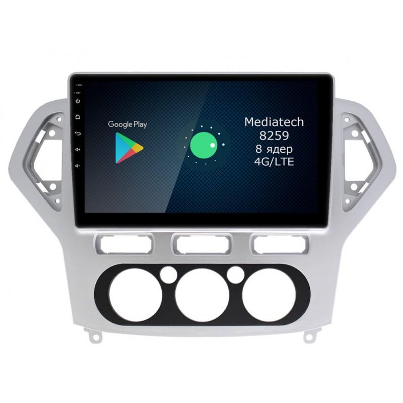 Штатная магнитола Roximo 4G RX-1708M для Ford Mondeo 4, 2007-2010 (+ Камера заднего вида в подарок!)