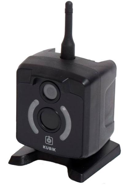 GSM фотоловушка KUBIK черный (2G, Bluetooth, Wi-Fi) (+ Карта памяти в подарок!)