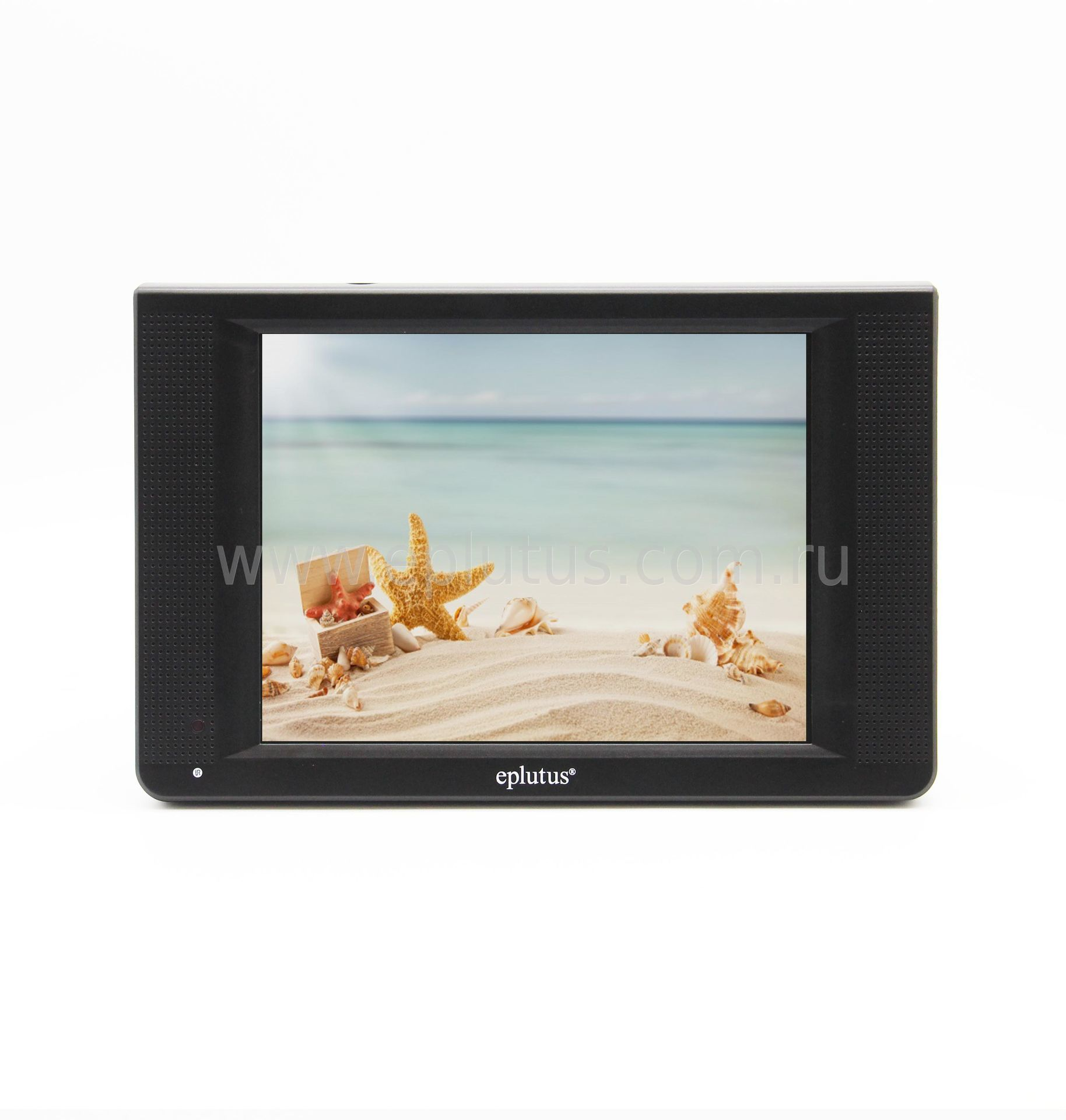 Автомобильный телевизор Eplutus EP-106T (+ Разветвитель в подарок!) автомобильный телевизор eplutus ep 900t