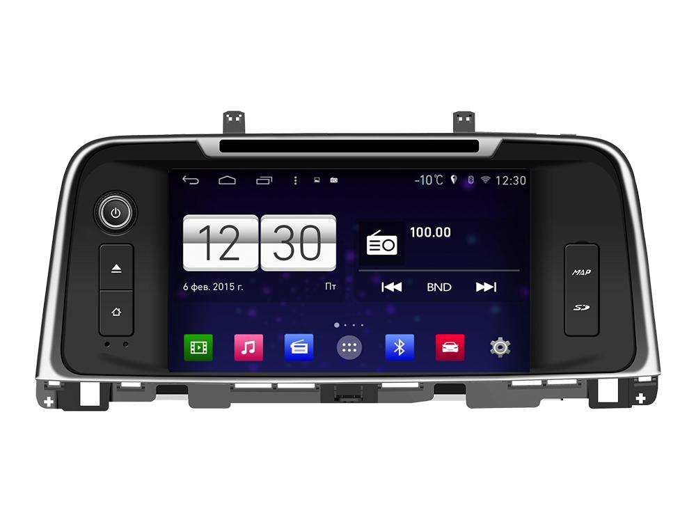 Штатная магнитола FarCar s160 для KIA Optima на Android (m580)