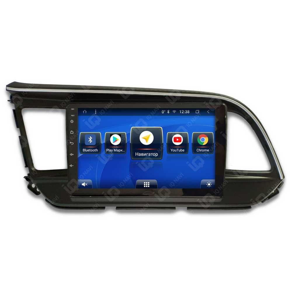 Автомагнитола IQ NAVI T58-1623CFHD Hyundai Elantra VI Restyle (AD) (2019+) 9