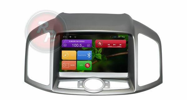 Штатная магнитола Redpower 31109 IPS DSP для Chevrolet Captiva 2012+ (Android 7) штатная магнитола redpower 31158 ssangyong kyron 2012