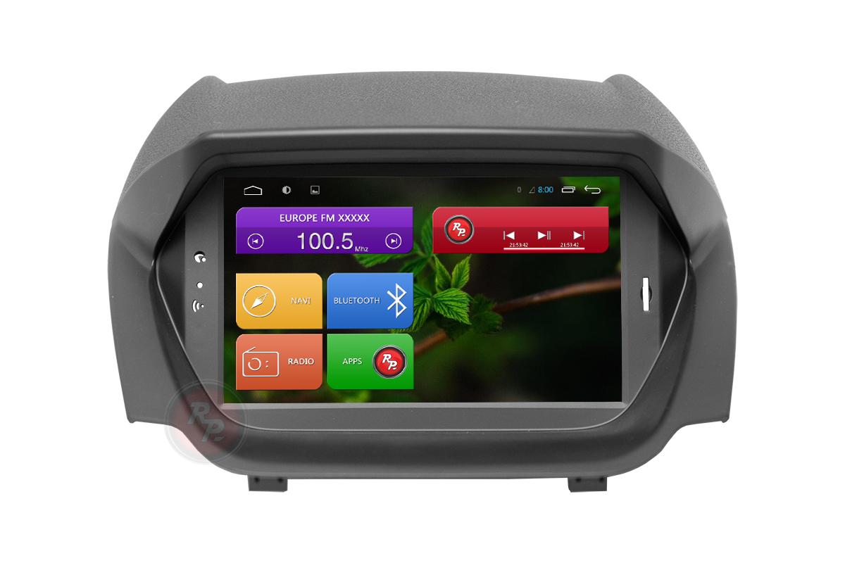 цена на Автомагнитола для Ford Ecosport Redpower 31250 DVD IPS DSP Android 7