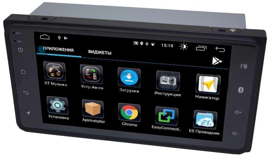 Штатная магнитола Subaru BRZ, Trezia 2010-2014 LeTrun 2434 Android 6.0.1 (+ Камера заднего вида в подарок!)