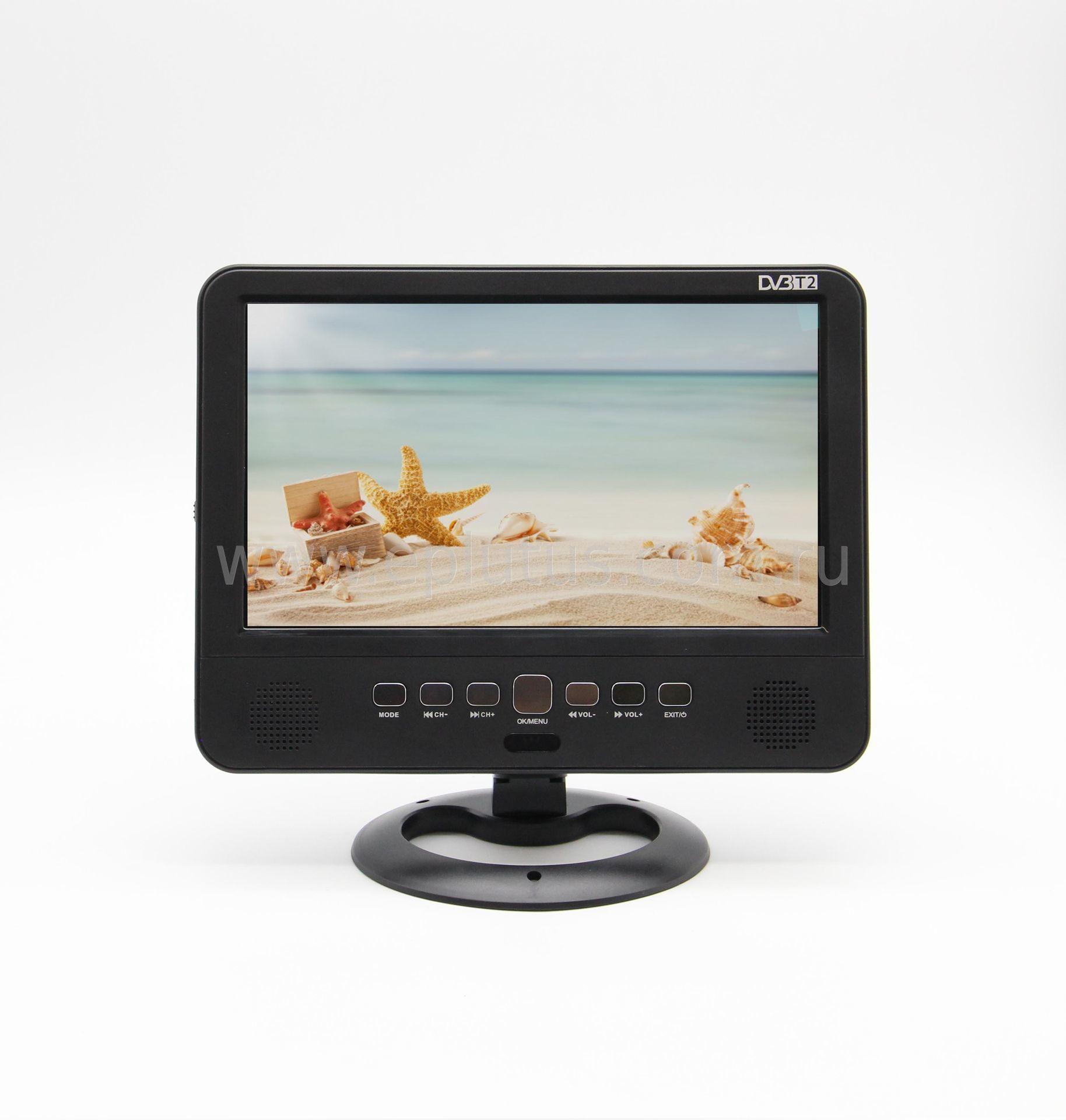 Eplutus LS-912T автомобильный телевизор eplutus ep 192t