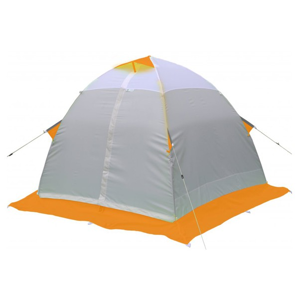 Зимняя палатка Лотос 2 (оранжевая)