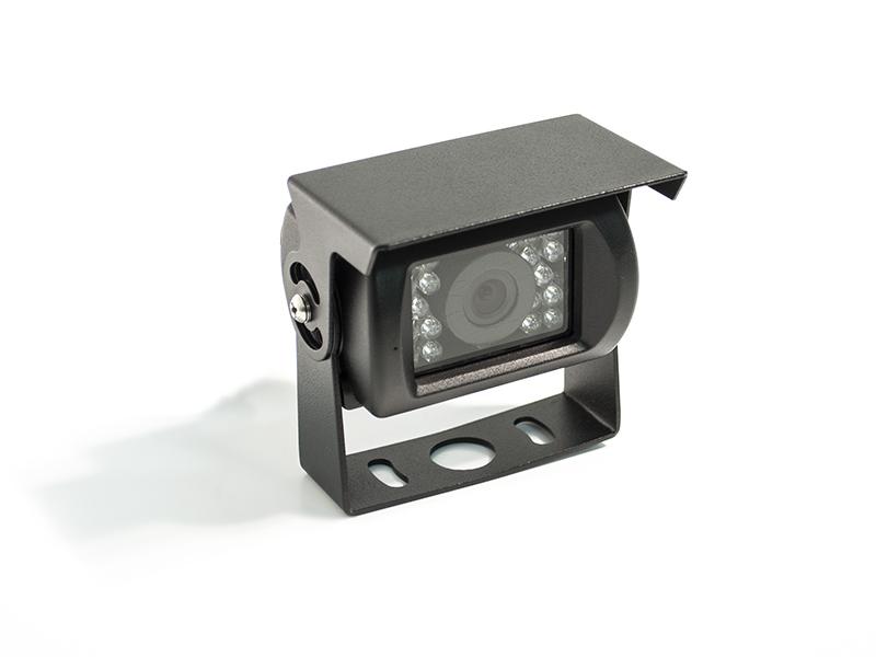 Видеокамера CCD с автоматической ИК-подсветкой и встроенным микрофоном AVIS Electronics AVS401CPR