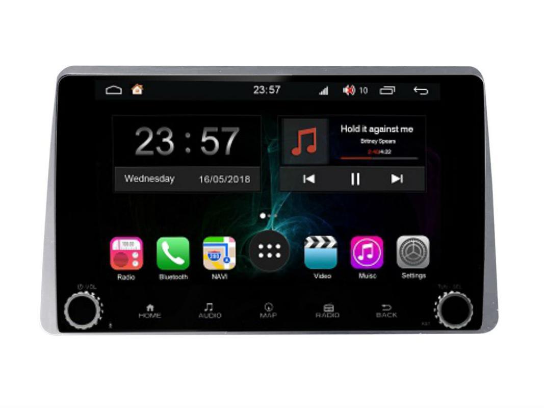 Штатная магнитола FarCar s300-SIM 4G для Renault Arkana на Android (RG1219RB) (+ Камера заднего вида в подарок!)