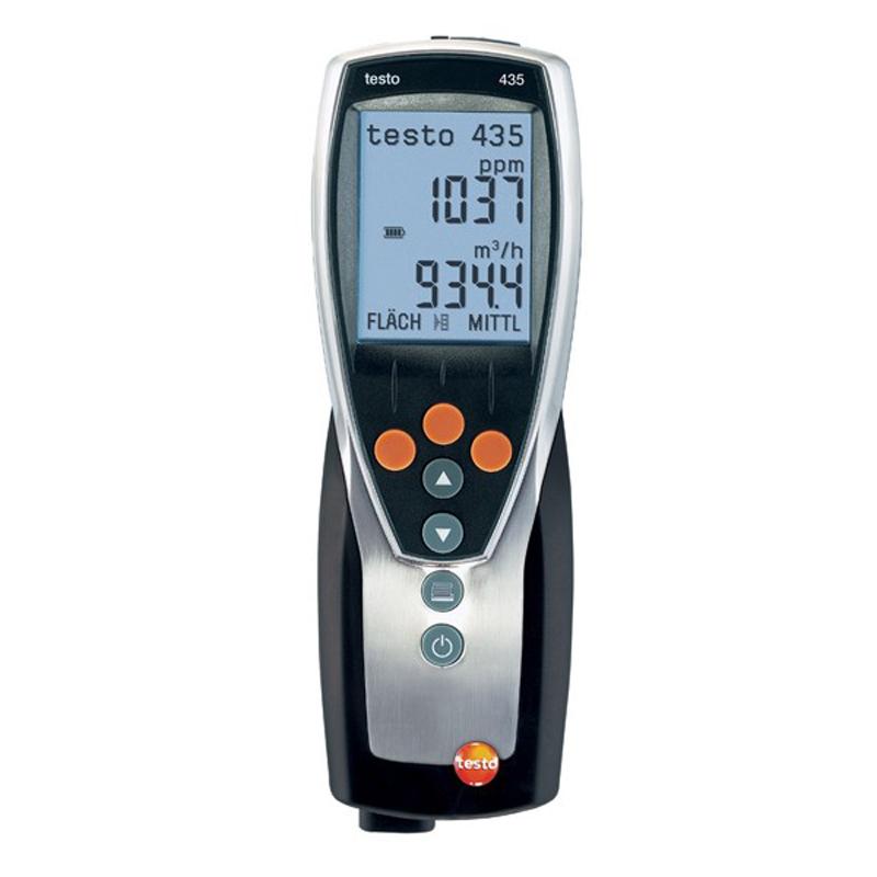 Многофункциональный измерительный прибор Testo 435-2.