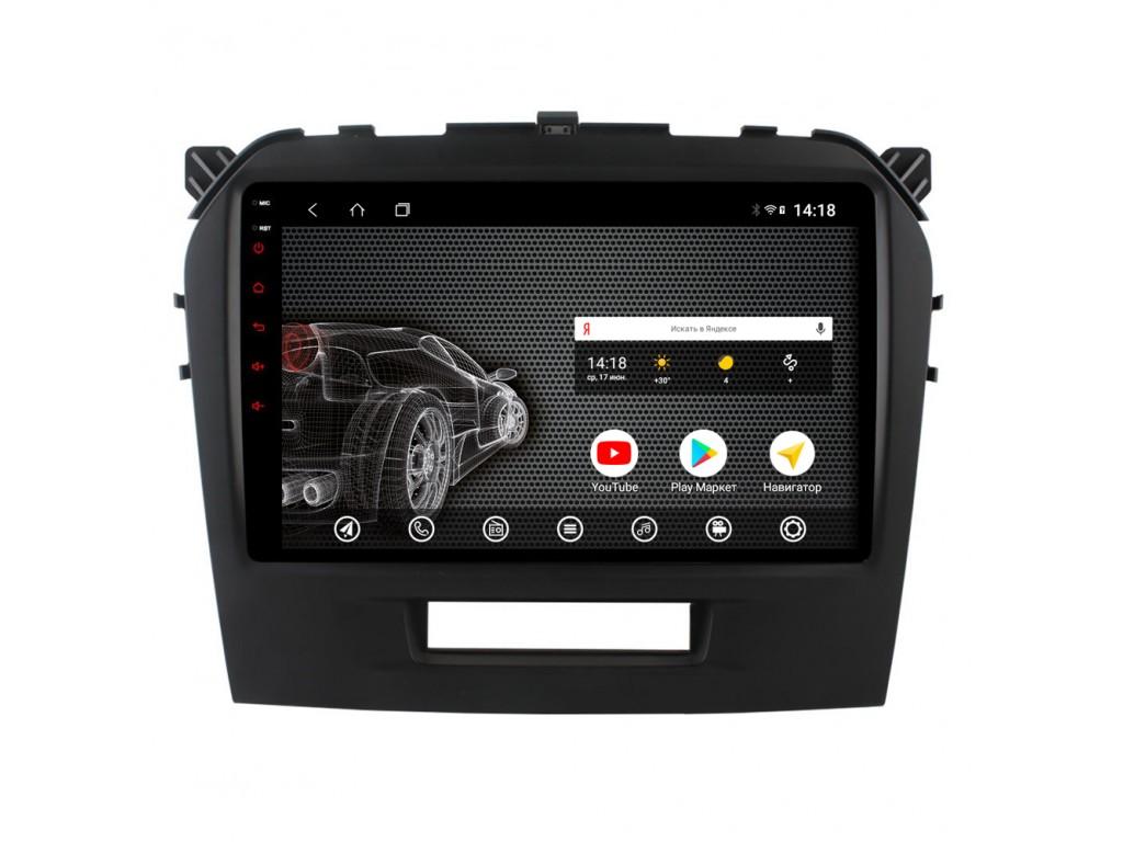 Головное устройство vomi ST2844-T3 для Suzuki Vitara 2015+ (+ Камера заднего вида в подарок!)