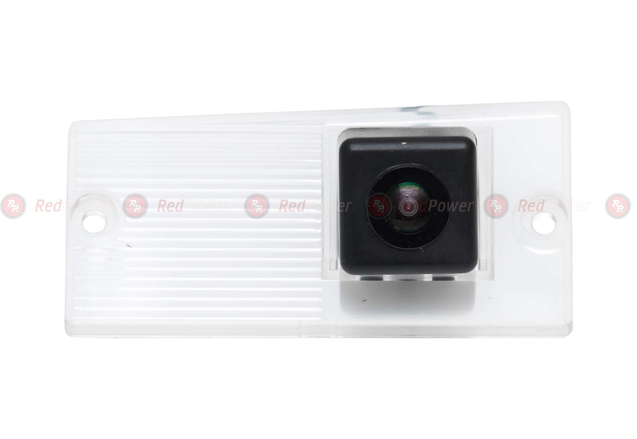 Камера Fish eye RedPower KIA092 для Kia Sportage (2004-2009)