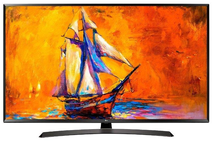 Фото - ЖК-телевизор LG 49 49LK6000 браун к что скрывает зима