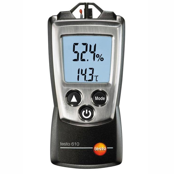 Термогигрометр Testo 610.
