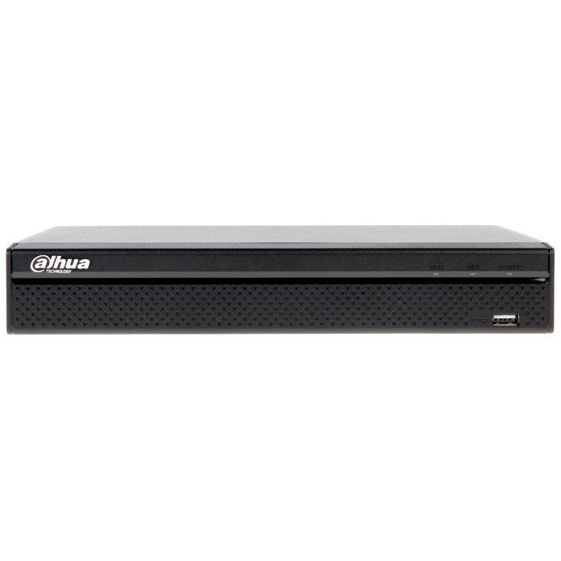 8-канальный HDCVI видеорегистратор Dahua DH-XVR5108HS-4KL-X (+ Антисептик-спрей для рук в подарок!)