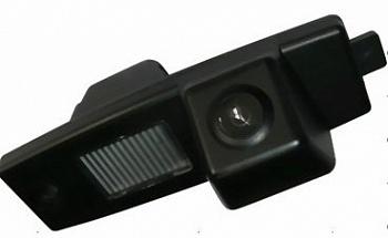 Камера заднего вида для Toyota Intro VDC-055 Toyota Highlander (2008 - 2013) коврики салона rival для toyota rav4 2013 2015 2015 н в резина 65706001
