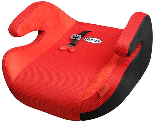 Фото - Автокресло-бустер HEYNER SafeUp XL Красный (+ Защитный чехол СМЕШАРИКИ в подарок!) автокресло бустер heyner safeup fix xl красный солнцезащитные шторки в подарок