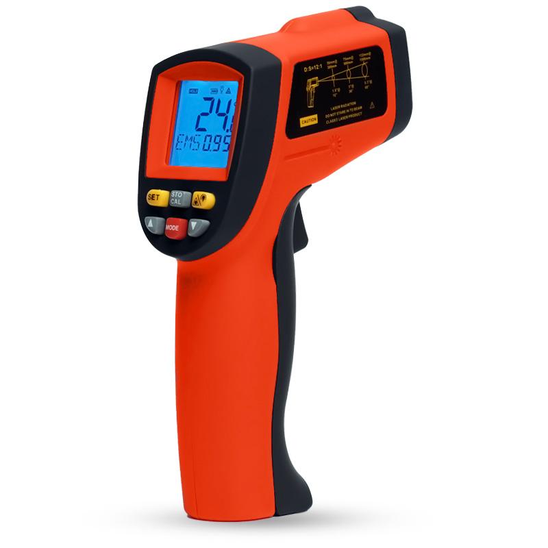 Пирометр инфракрасный ADA TemPro 900 (от –50°С до 900°С) пирометр бесконтактный термометр ada instruments tempro 550