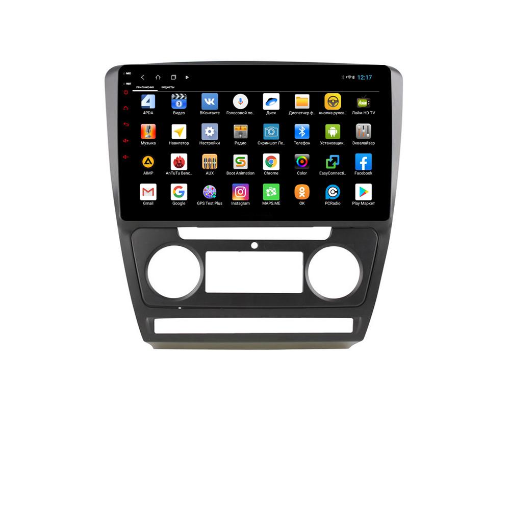 цена на Штатная магнитола Parafar для Skoda Octavia A5 (2004-2013) Android 8.1.0 (PF005XHD) (+ Камера заднего вида в подарок!)