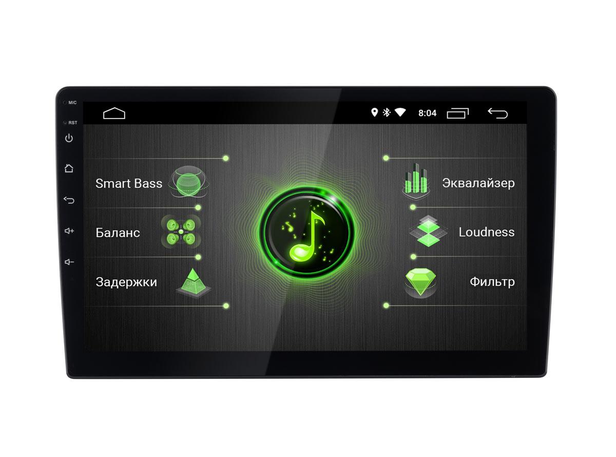Универсальное головное устройство INCAR DTA-7710U (Android 10) (+ Камера заднего вида в подарок!)