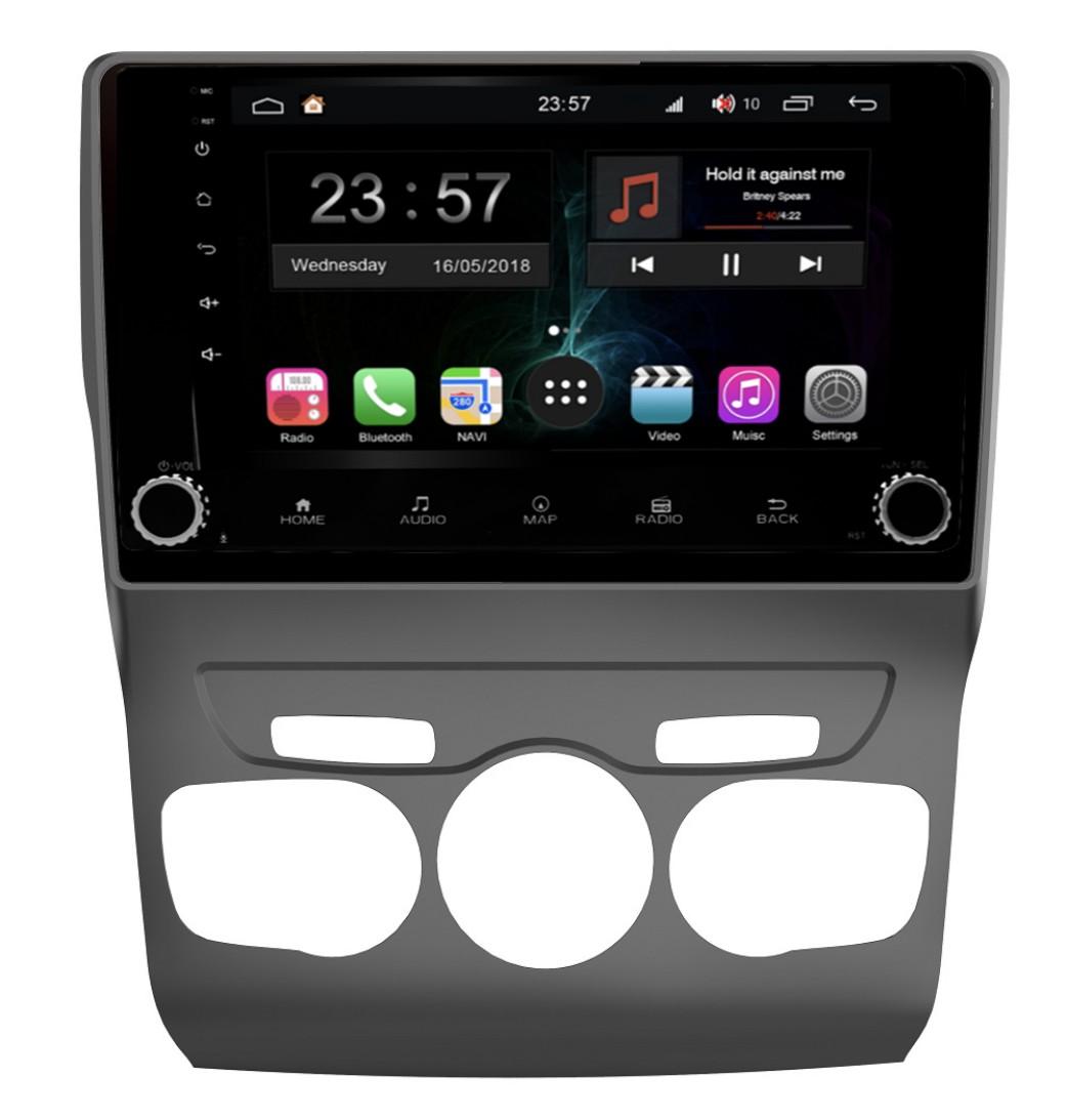 Штатная магнитола FarCar s300-SIM 4G для Citroen C4 на Android (RG2006RB) (+ Камера заднего вида в подарок!)