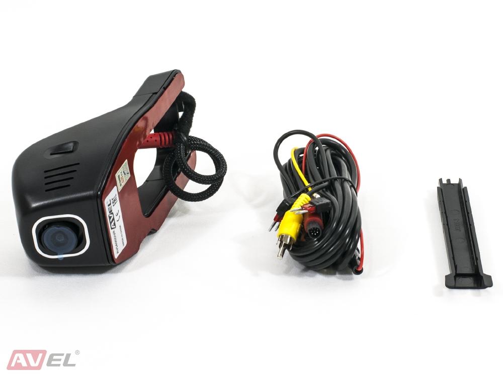 Универсальный автомобильный Full HD видеорегистратор AVS400DVR (#119) автомобильный видеорегистратор prestigio roadrunner diamond supcdvrr590w
