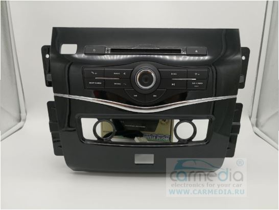 Штатная магнитола CARMEDIA MKD-8920-P5-8 Nissan PATROL 2004-2010 high (высокая комплектация) dongpad 10 1 inch metal case tablet phone call 3g 1280 800 tablets pc android 5 1 gps octa core 4gb ram 32gb rom wifi fm ips lcd